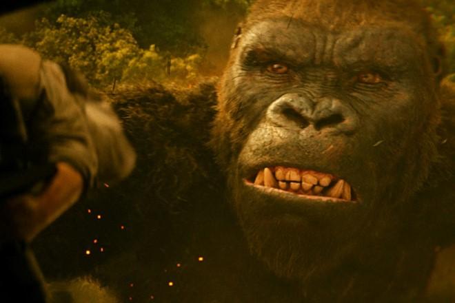 """""""Kong: Skull Island"""" thu 18,2 tỷ đồng, phá vỡ kỷ lục phòng vé Việt Nam"""