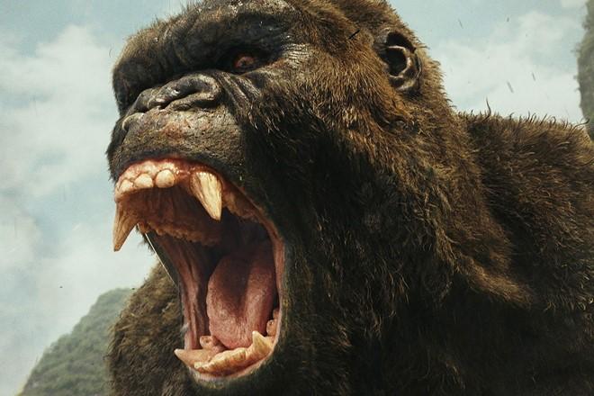 """""""Kong: Skull Island"""" bớt áp lực sau ngày khởi chiếu tại Bắc Mỹ"""