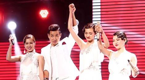 Hot girl The Voice dễ dàng chiến thắng dù lần đầu hát tiếng Anh