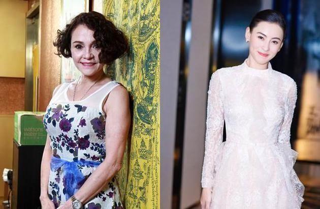 Mẹ Trương Bá Chi phải đi làm thuê, đóng phim cấp 3 ở tuổi U60
