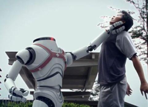 Robot giết người: AI sẽ quyết định tất cả