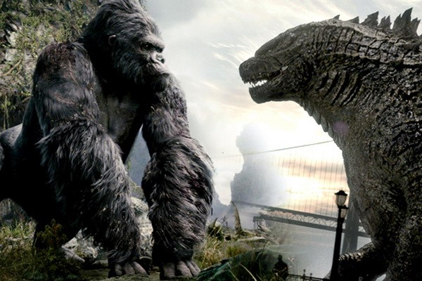 "Godzilla suýt xuất hiện trong bom tấn ""Kong: Skull Island"""