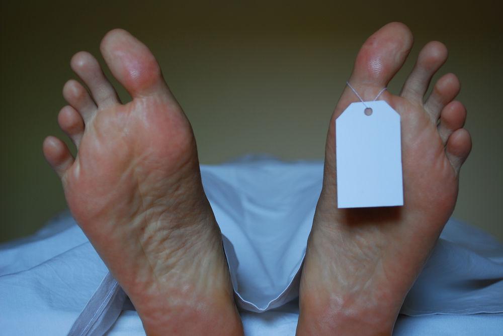 Xác chết đột ngột nóng lên hơn cả khi còn sống suốt nhiều giờ