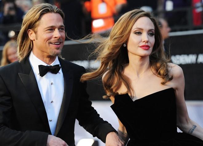 Brad Pitt và Angelina Jolie lần đầu gặp trực tiếp sau ồn ào ly hôn