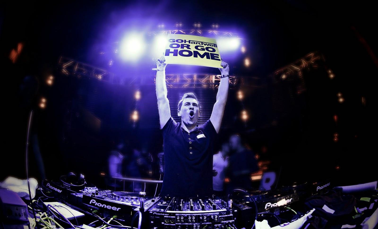 DJ Hardwell hứa hẹn phá kỷ lục người tham gia lễ hội EDM