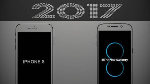 8 lý do người dùng iPhone phải ghen tị với Galaxy S8