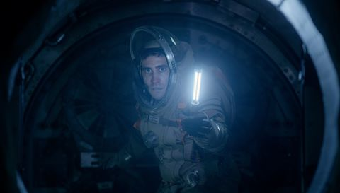 """""""Life"""": Cách tân dòng phim kinh dị về sinh vật ngoài hành tinh"""