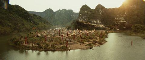 """Báo Trung Quốc khen núi non Việt Nam hùng vĩ trên phim """"Kong"""""""