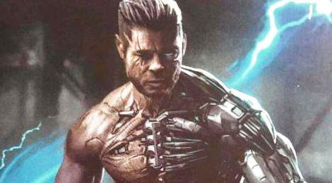 """Lộ hình ảnh được cho là vai diễn của Brad Pitt trong """"Deadpool 2"""""""