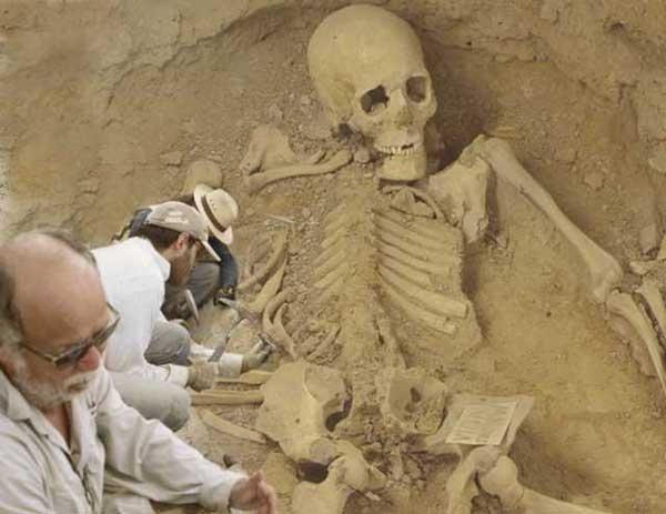10 bằng chứng không thể chối cãi về sự tồn tại của người khổng lồ