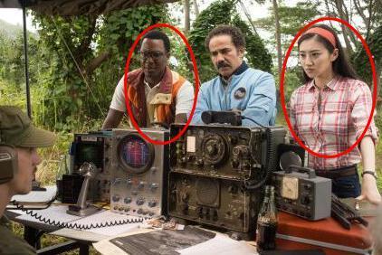 """Cảnh Điềm bị khán giả Trung Quốc la ó, hắt hủi vì """"Kong: Skull Island"""""""