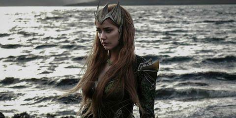 Hình ảnh đầu tiên về người tình Aquaman