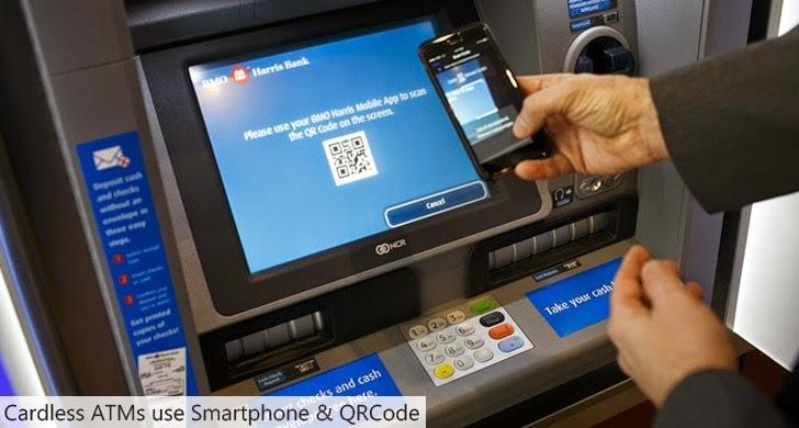 Điện thoại thông minh sẽ sớm thay thế thẻ ATM