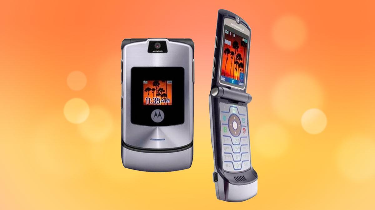 Motorola Razr có thể sẽ được hồi sinh