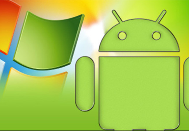 Lượng người dùng Android vượt mặt Windows