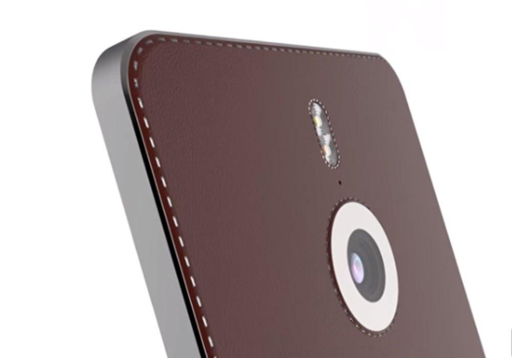 Tin đồn Nokia 9 có thân kim loại bọc da, camera 22 MP