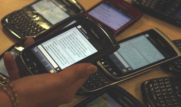 Không còn gì phải níu giữ BlackBerry