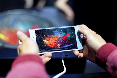 """Sau số """"chấm"""", cuộc đua camera trên smartphone đang chuyển hướng?"""