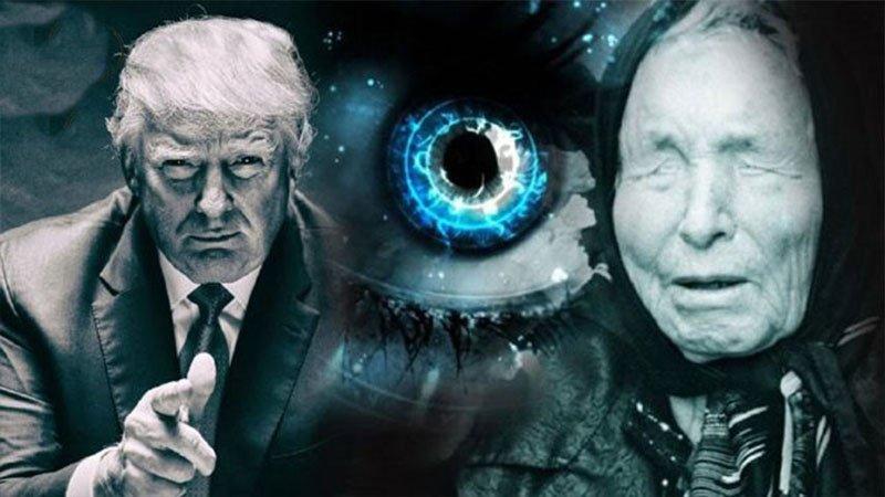 Bà Vanga tiên tri đúng về quyết định tấn công Syria của Trump?