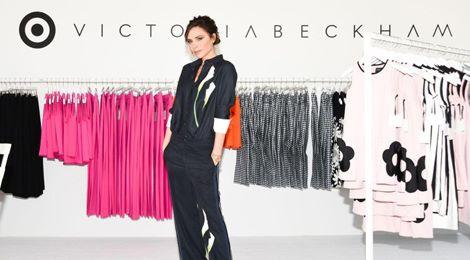 """Váy áo giá rẻ của Victoria Beckham bị """"hét giá"""""""