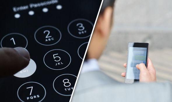 Hacker có thể đoán mật khẩu smartphone dựa vào cách người dùng