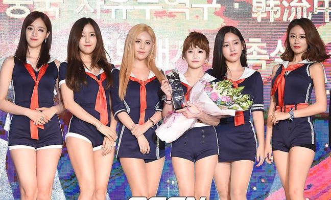 Những nhóm Hàn gây chú ý với mô hình khác biệt