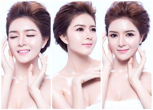 Đã mắt với kiểu trang điểm căng mướt của Make-up Nguyễn Quỳnh