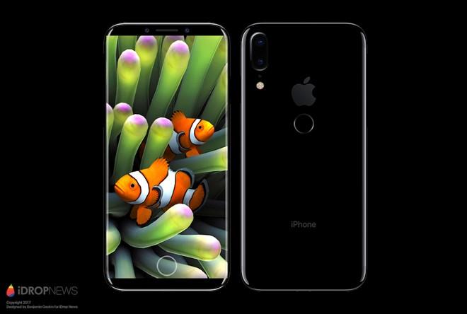 Đây là thiết kế iPhone 8 cuối cùng