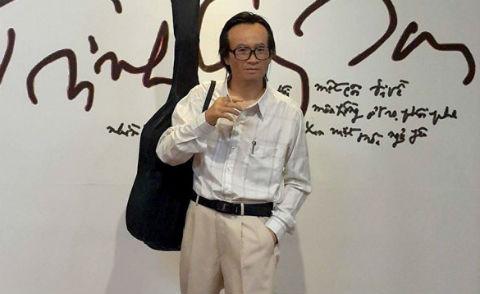 Tượng sáp Trịnh Công Sơn phải cất vào kho vì gia đình chê xấu