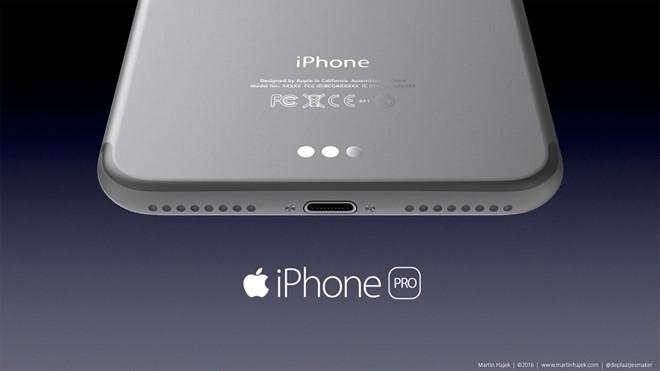 iPhone 8 sẽ có sạc không dây và cổng Smart Connector