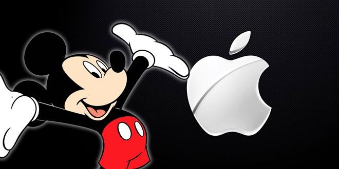 Râm ran tin đồn Apple muốn mua lại Disney với giá 200 tỷ USD