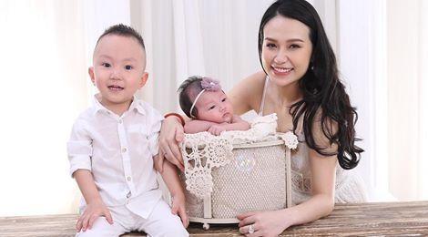 Tuấn Hưng lần đầu chia sẻ ảnh con gái mới sinh