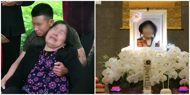 Lễ cầu siêu đầy nước mắt của bé Nhật Linh tại Nhật Bản
