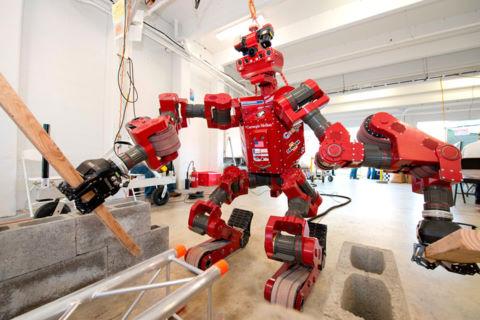 Những mẫu robot có thể cứu người
