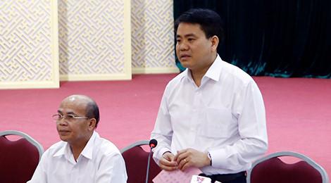 """Chủ tịch Hà Nội: """"Không tấn công giải cứu người bị bắt giữ"""""""