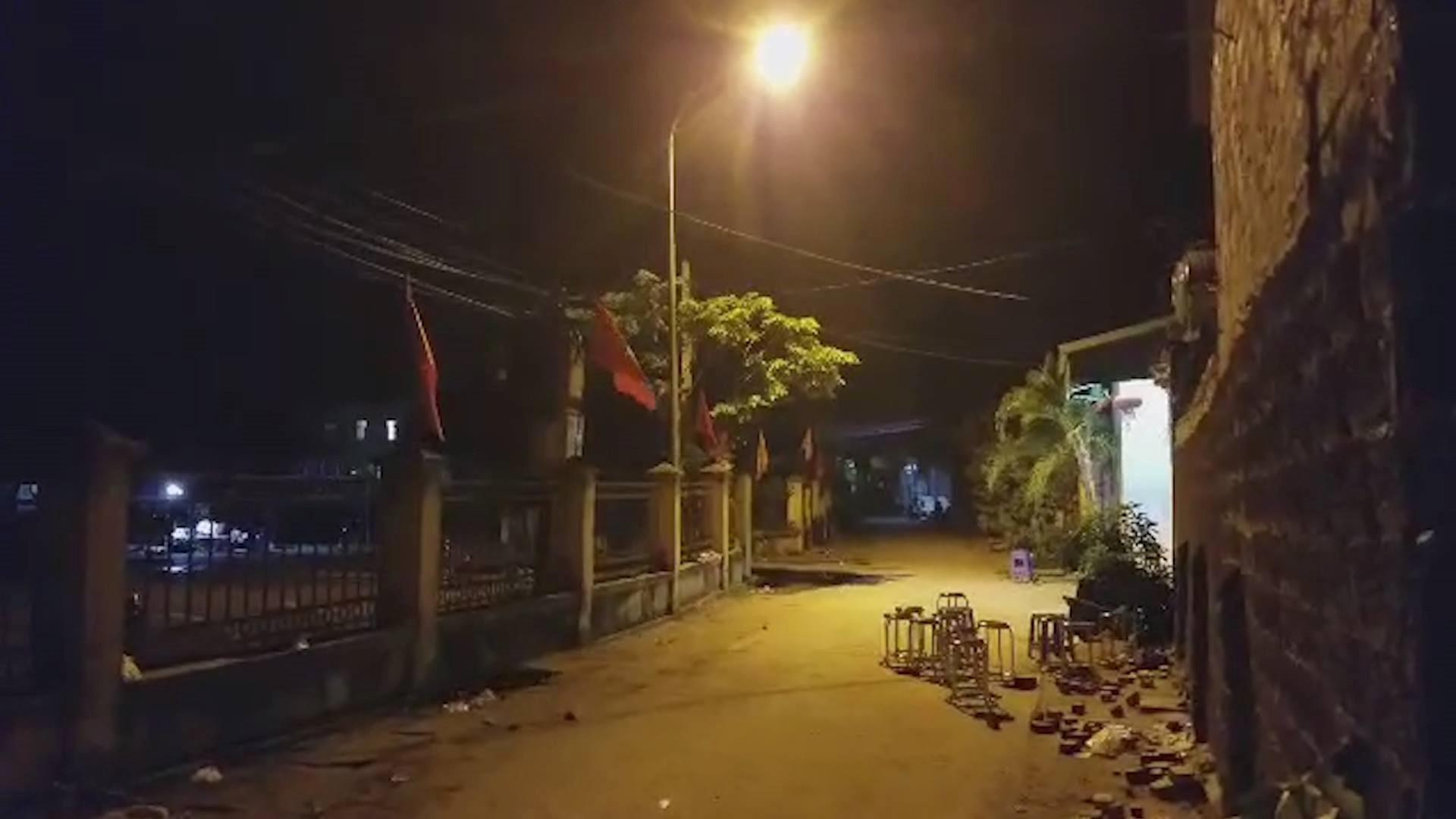 Đêm ở Đồng Tâm
