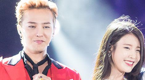 Ca khúc của IU và G-Dragon thống trị bảng xếp hạng Kpop