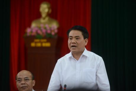 Ông Nguyễn Đức Chung trả lời 8 kiến nghị của dân Đồng Tâm thế nào?