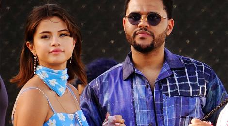 Selena Gomez đa phong cách khi hẹn hò ca sĩ The Weeknd