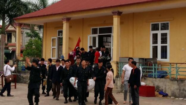 Thả 19 người, không truy cứu trách nhiệm hình sự dân Đồng Tâm
