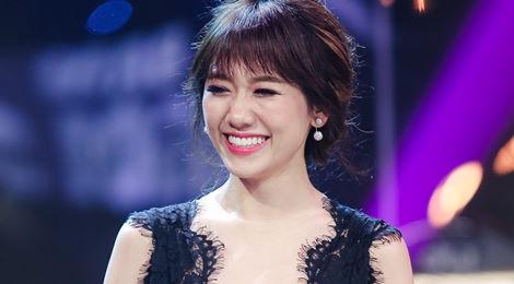 Hari Won được nhận xét ngày càng ăn nói giỏi như Trấn Thành