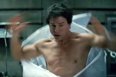 """Tom Cruise dính lời nguyền bất tử trong """"Xác ướp Ai Cập"""""""