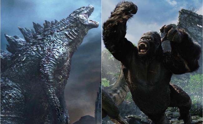 """Đạo diễn """"Kong"""" từ chối thực hiện bom tấn """"Godzilla vs Kong"""""""