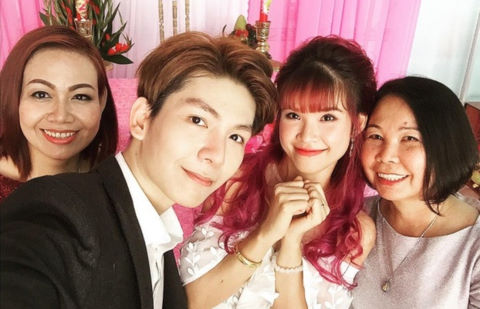 Khởi My và bạn trai Kelvin Khánh làm lễ đính hôn