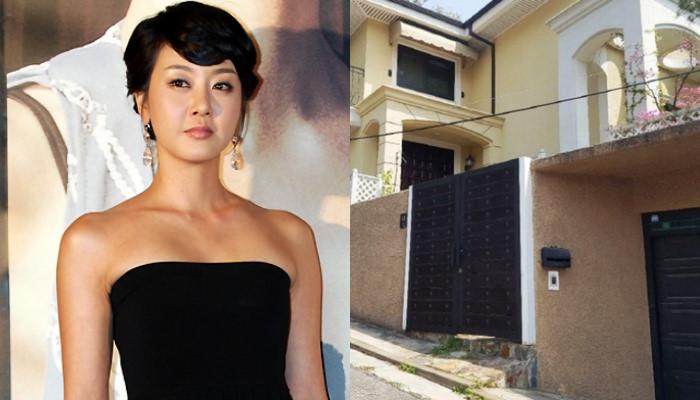 Nữ diễn viên hạng B Hàn bất ngờ nổi tiếng vì cựu tổng thống mua nhà