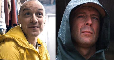 """""""Split"""" và """"Unbreakable"""" kết hợp trong phim mới"""