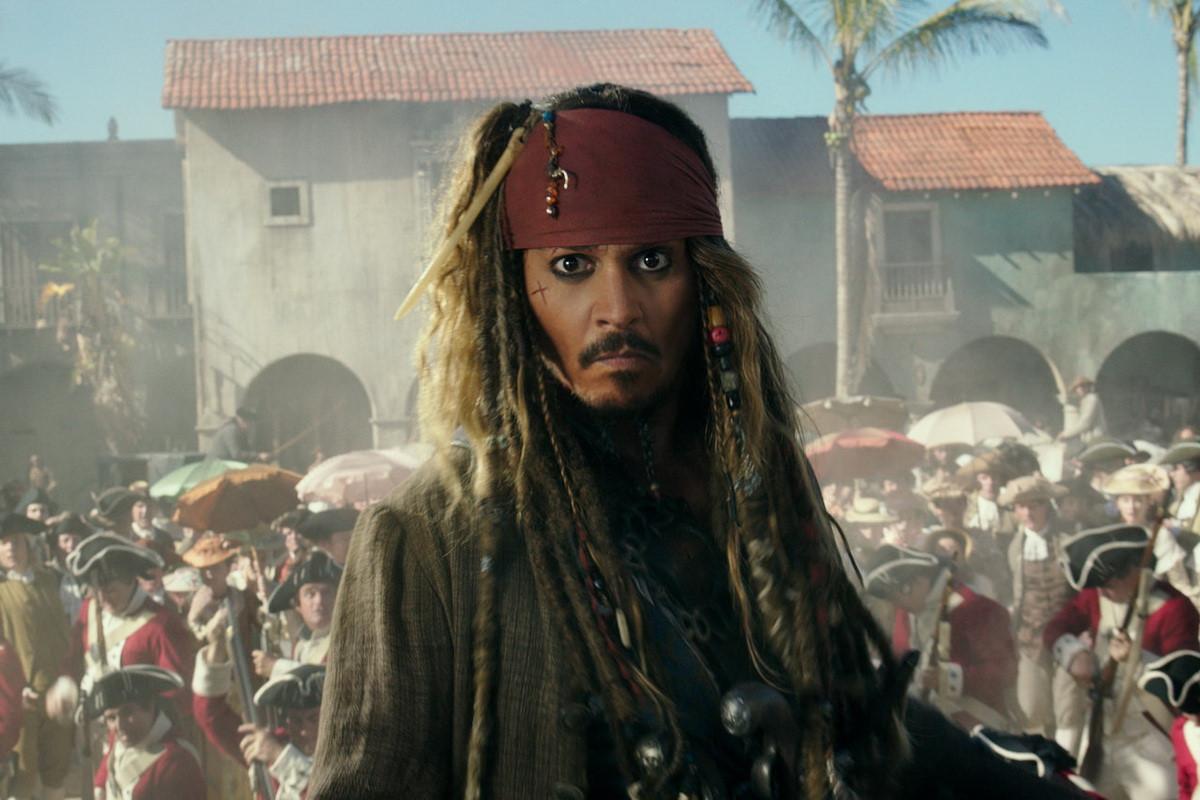 """Jack Sparrow trong """"Cướp biển Caribbean 5"""" rất khác"""