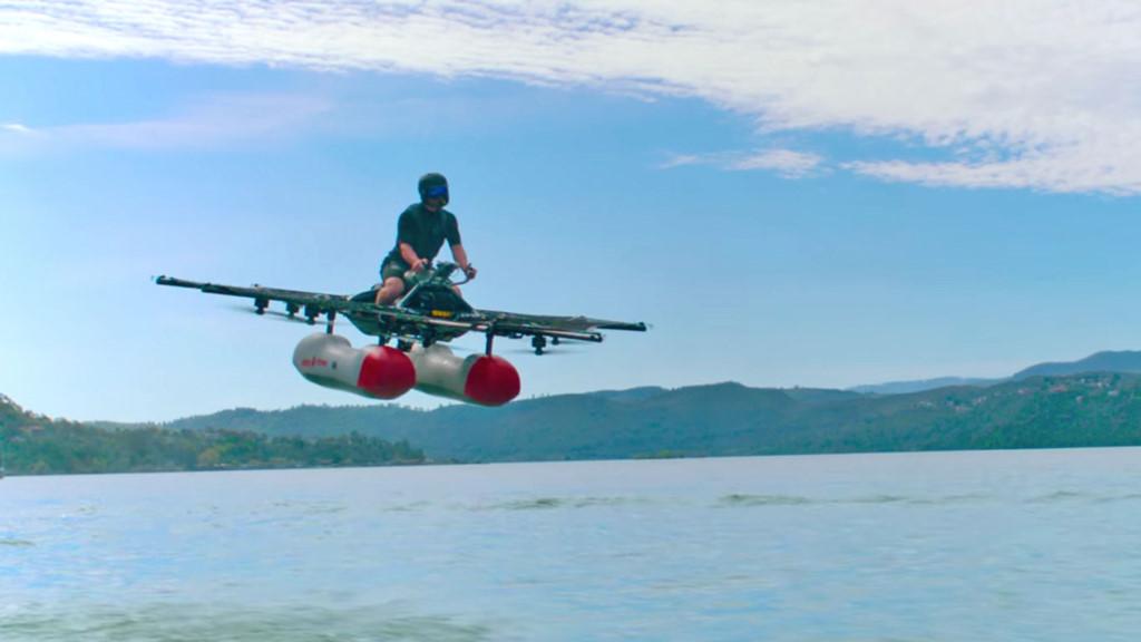 Silicon Valley biến giấc mơ bay thành hiện thực