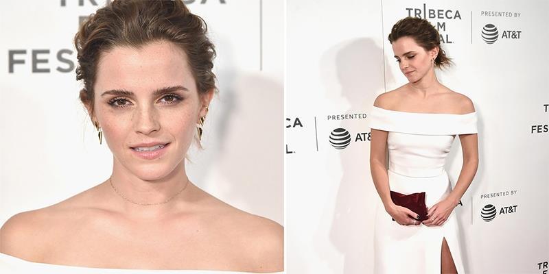 Emma Watson kém sắc, lộ dấu hiệu lão hóa dù mới 27 tuổi