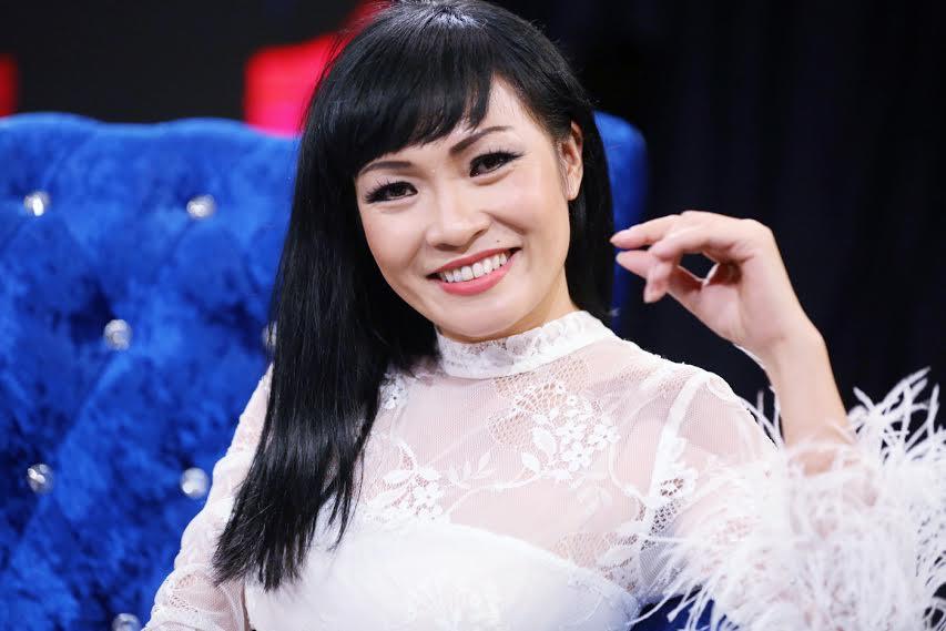 Phương Thanh lên tiếng về nghi án bị Đàm Vĩnh Hưng chèn ép
